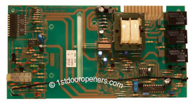 921-3528 Stanley Garage Door Opener Circuit Board